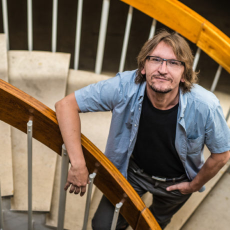Ing. et Ing. arch. David Mikulášek