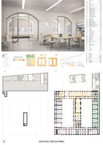 Kreativní centrum Brno - re:architekti studio s.r.o.