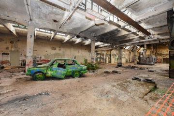 Revitalizace brněnské Zbrojovky byla zahájena, opravit celý areál může trvat až 15 let
