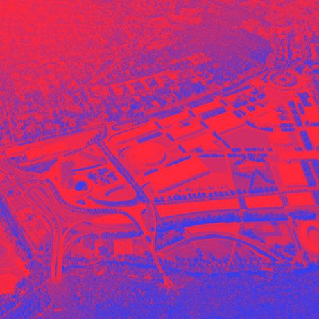 Areál brněnského výstaviště a navazujících území