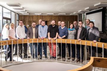 Březen/2017 Workshopy městských částí