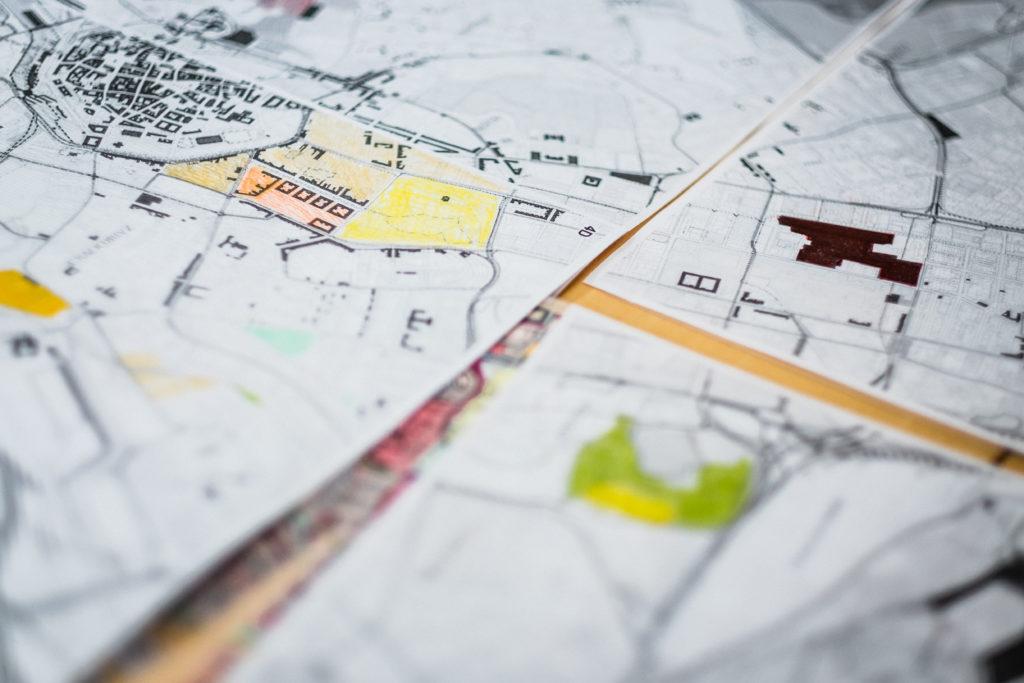 Územní plán a zpracování změn
