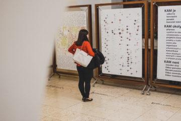 Vernisáž výstavy 2022 KAM BRNO (?)