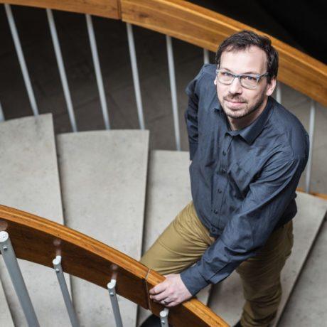 Ing. arch. David Zajíček