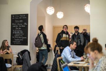 17/1/2017 S architekty do kavárny