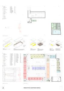 Kreativní centrum Brno - 3H architecture a Ján Stempel