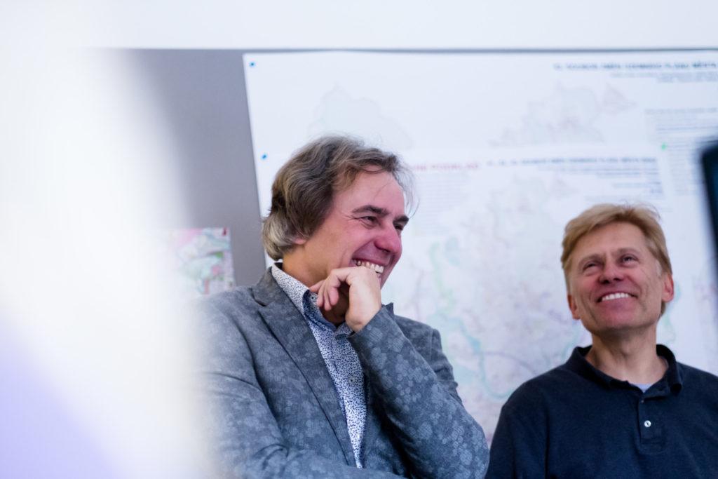 03 Dění v KAM: Setkání městských architektů