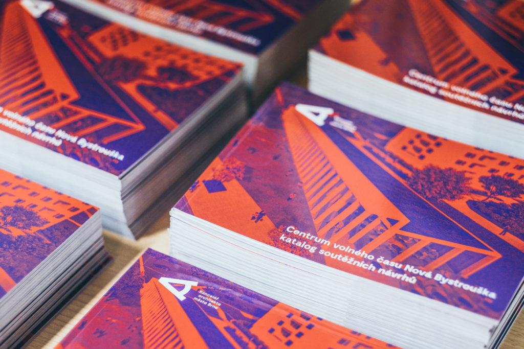 Katalog soutěžních návrhů Centrum volného času Nová Bystrouška