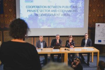 Setkání se zahraničními odborníky, aneb příklady spolupráce veřejného a soukromého sektoru