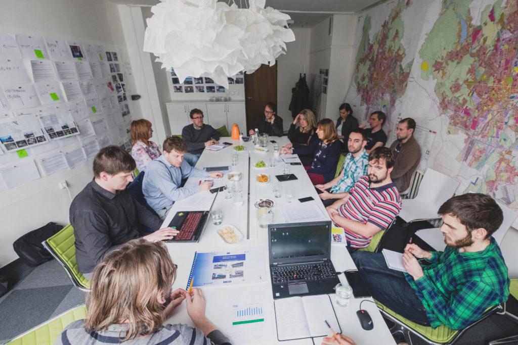 Setkání KAM se zástupci SZ, ŽTB/Pirátů a KDU-ČSL