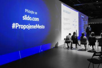 Propojené město – konference participace