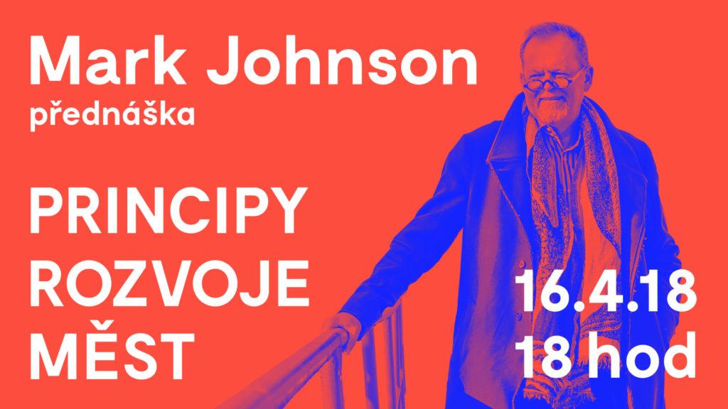 Krajinářský architekt a urbanista Mark Johnson vystoupí poprvé v Brně