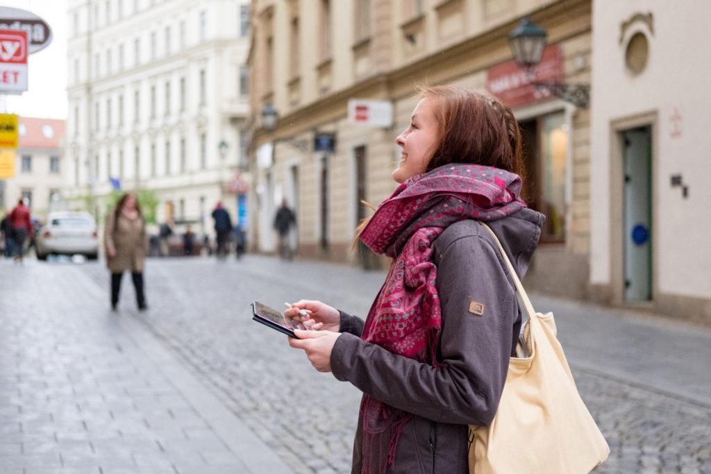 Průzkum maloobchodní sítě města Brna 2017
