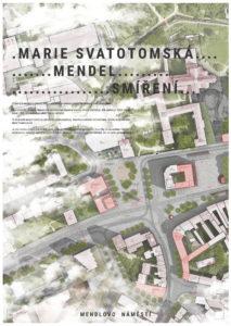 Mendlovo náměstí - Ing. arch. David Mareš
