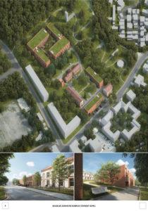 Sociálně zdravotní komplex Červený kopec - Kuba & Pilař architekti s.r.o.