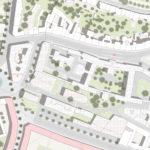 Mendlovo náměstí - znamení čtyř - architekti s.r.o.