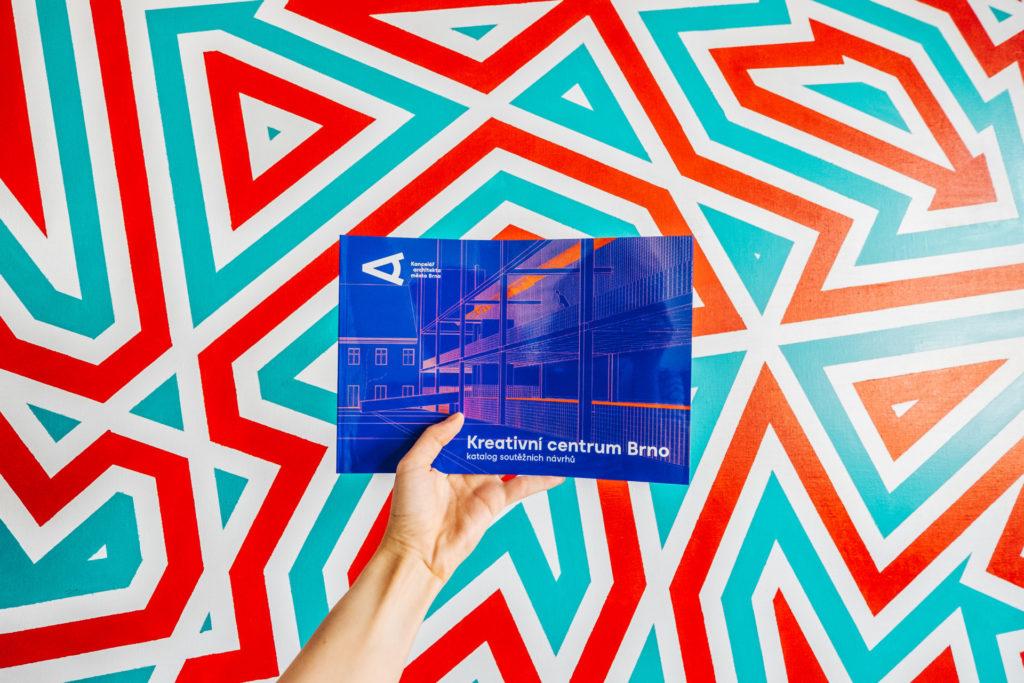 Katalog soutěžních návrhů Kreativní centrum Brno