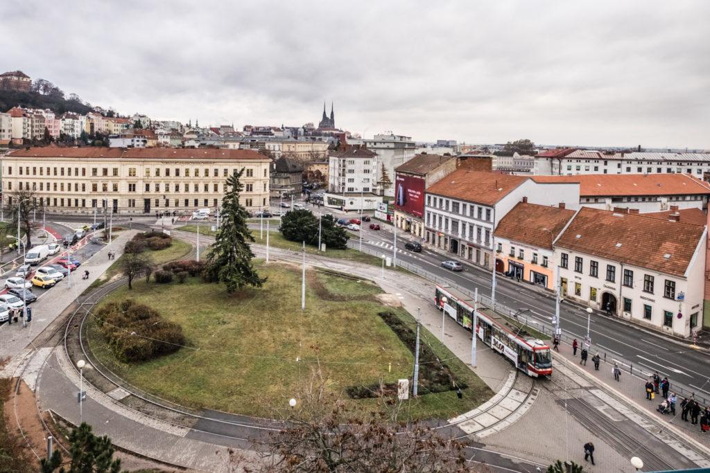 Architekti hledají novou podobu Mendlova náměstí