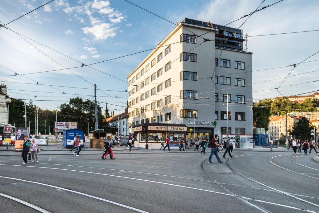 Architekti dostali za úkol vdechnout život Mendlovu náměstí