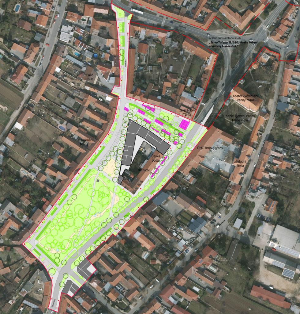 Komplexní urbanistické řešení