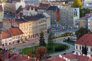 Architekti v soutěži navrhují, jak bude vypadat opravené Mendlovo náměstí
