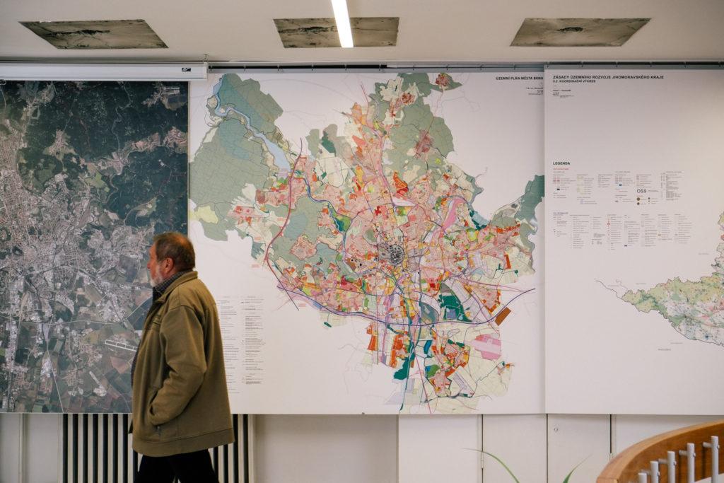 Město Brno vyhlašuje výběrové řízení na vedoucího Odboru územního plánování a rozvoje