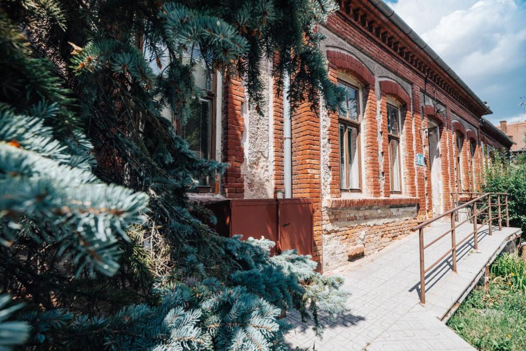 Výstava: Sociálně zdravotní komplex Červený kopec