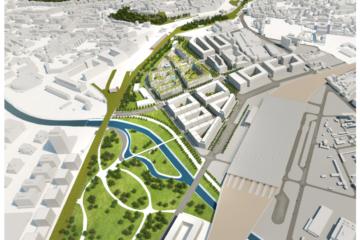 Postaví se nová Jižní čtvrť podle návrhu amerického urbanisty Marka Johnsona?