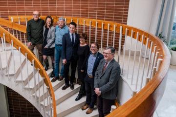 Kancelář architekta města má novou Radu