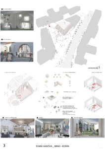 Stará hasička - Ing. arch. Michaela Horáková / mh architects