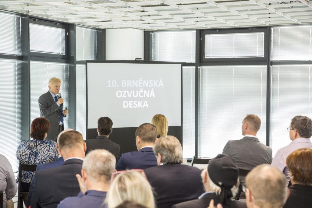 10. Brněnská ozvučná deska – Nová jižní čtvrť