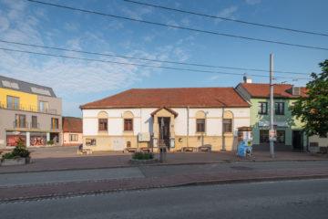 Proměnu Staré hasičky v Komíně navrhnou architekti