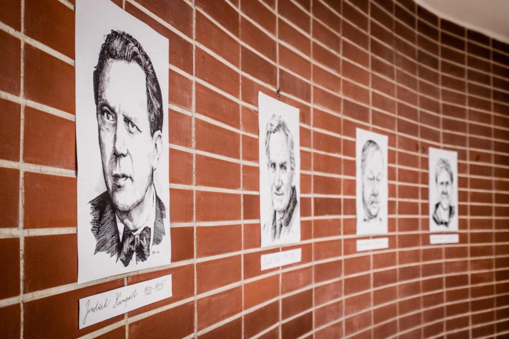 Hledáme portrétistu brněnských architektů
