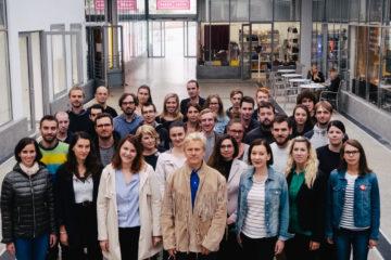 Vernisáž výstavy: Tři roky pro Brno