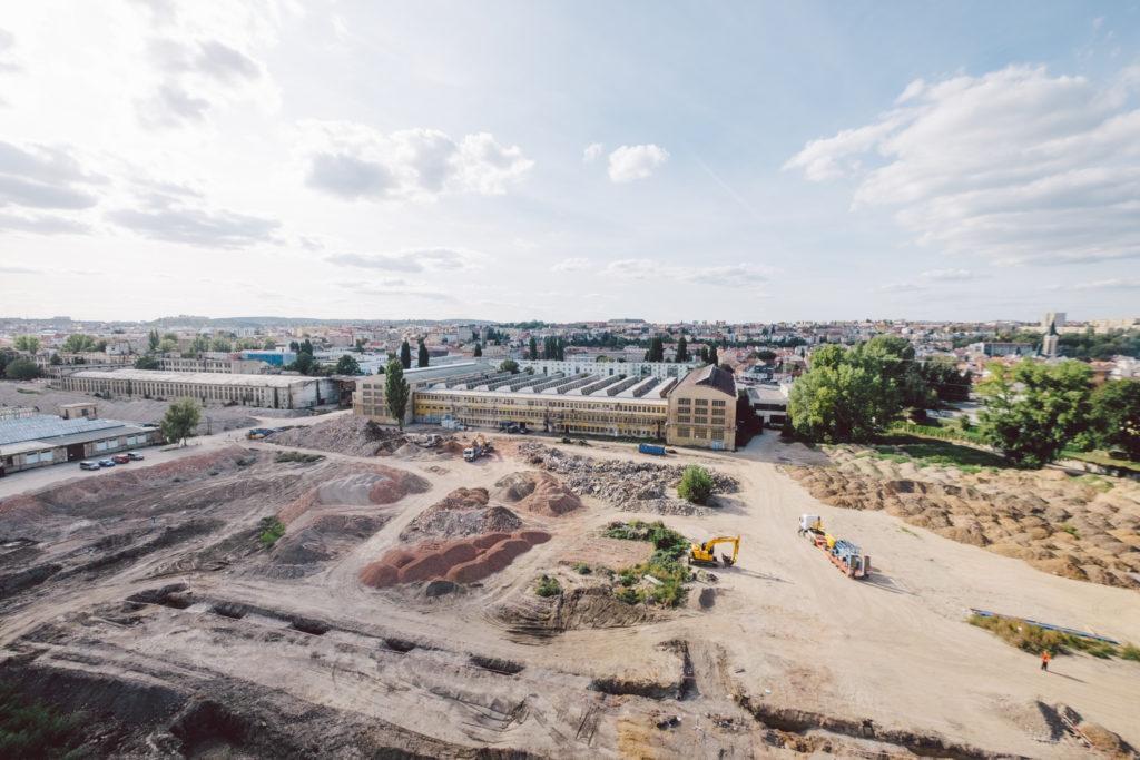 09 Jaké hlavní rozvojové lokality určuje nový územní plán?