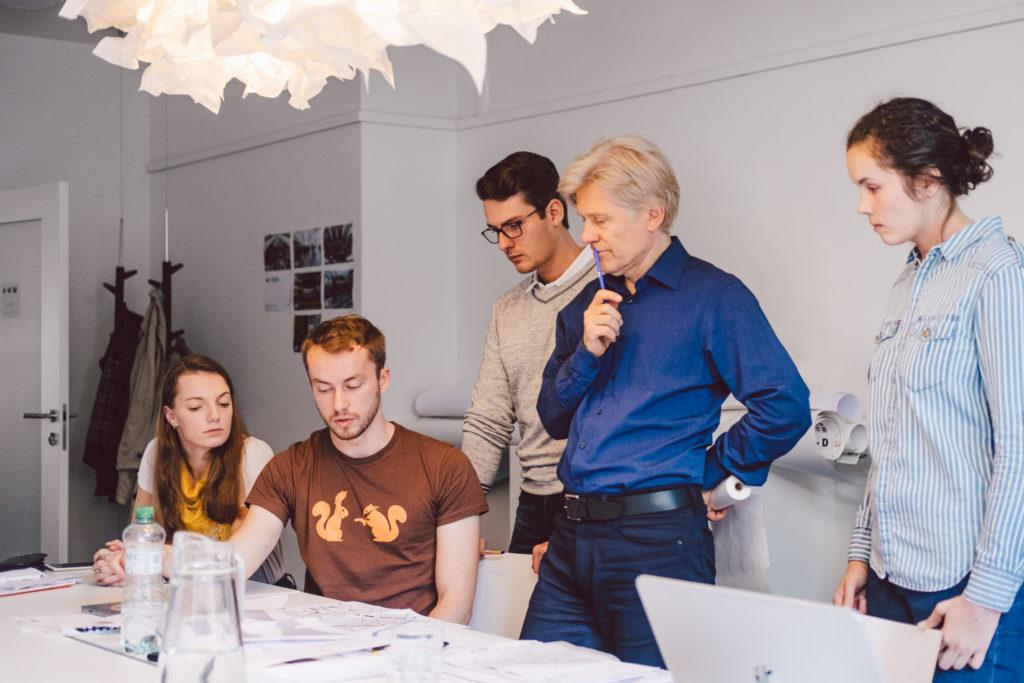 Výstava: Michal Sedláček, architekt – nástup do třetí třetiny