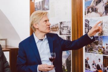 Komentovaná prohlídka výstavy: Michal Sedláček, architekt