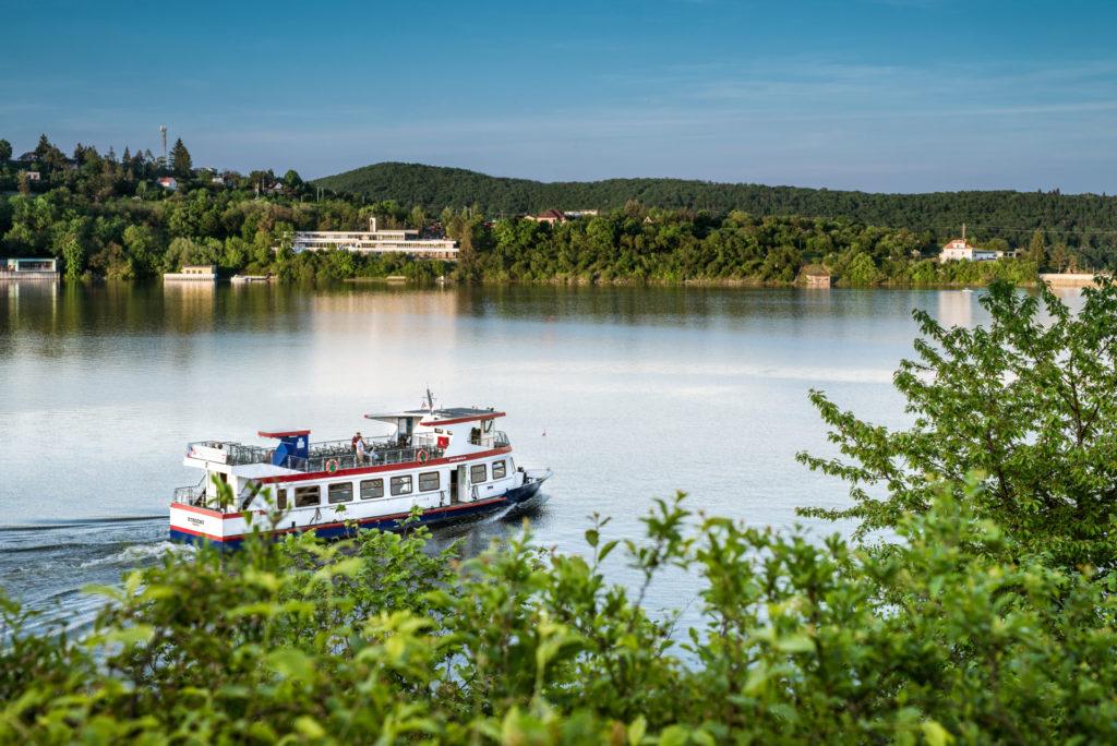 Podobu lávek nad Brněnskou přehradou navrhne společnost SHP&Studio acht