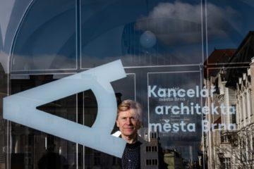 Městský architekt Michal Sedláček: Los Angeles by se Brnem mohlo inspirovat