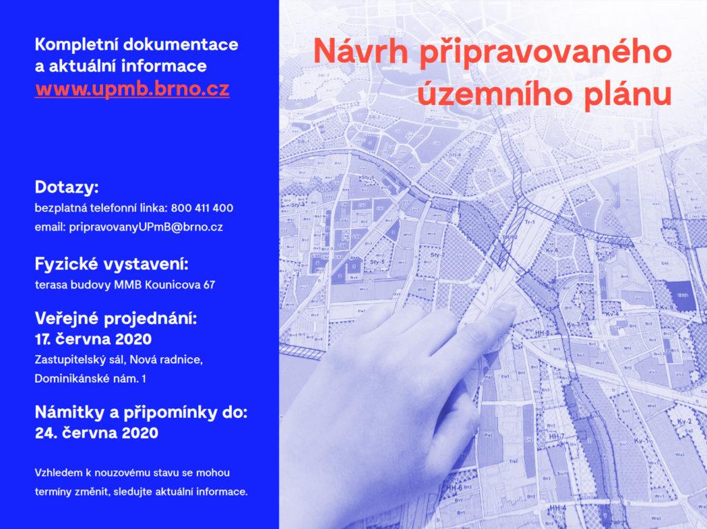 01 Návrh územního plánu za časů koronaviru