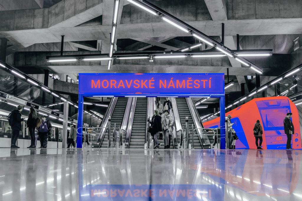 Budoucnost brněnské podzemní dráhy v dohlednu. Studie proveditelnosti projektu má své autory