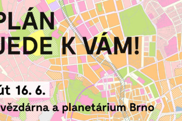Plán jede k vám! – Hvězdárna a planetárium Brno