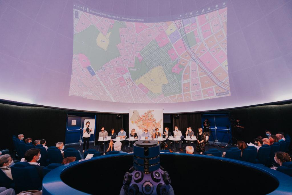 99 dní aneb V hlavní roli nový územní plán