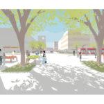 Nové náměstí v Bystrci