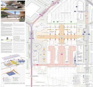 Nové hlavní nádraží Brno - Diller Scofidio + Renfro LLC