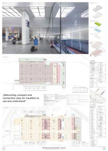 Nové hlavní nádraží Brno - MVSA Architects + JIKA-CZ s.r.o. + KCAP Architects & Planners