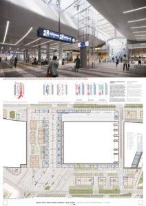 Nové hlavní nádraží Brno - Benthem Crouwel International B.V.