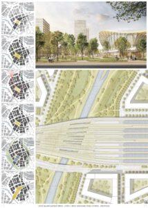 Nové hlavní nádraží Brno - Sdružení Pelčák a partner architekti – Müller Reimann Architekten