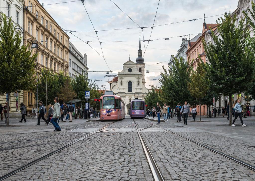 Brno má manuál na rozvoj města