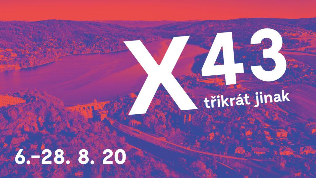 Výstava: X43 třikrát jinak